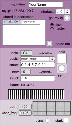 MusicLinks screenshot